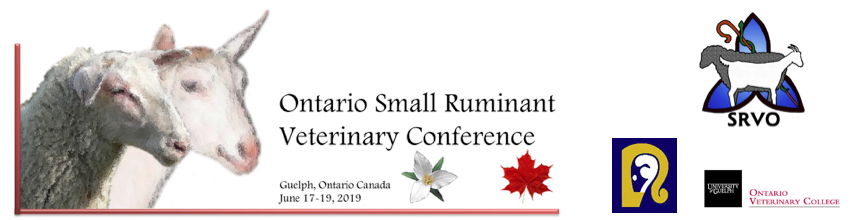 Small Ruminant Veterinary Conference 2019
